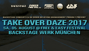 TAKE OVER DAZE Festival 2017